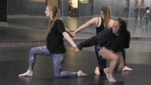 How dance can function to alleviate stress