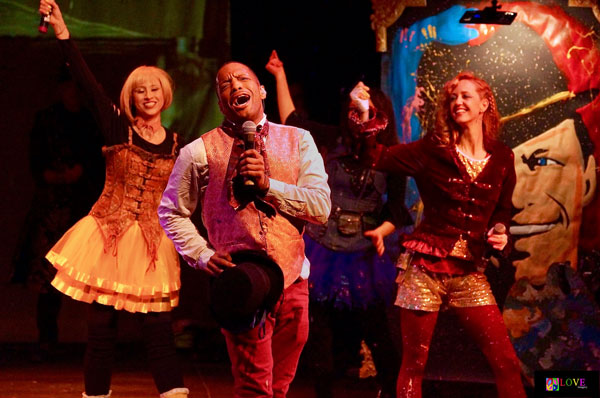 The Artrageous performance will arrive at the Columbia Theatre for the Performing Arts on April 6 at 7:30 p.m.