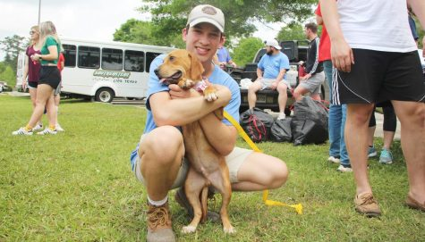 Kappa Sigma rallies the community and puppies