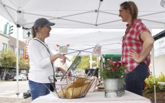 Farmers markets on the rise