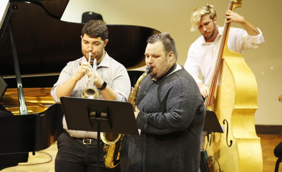 The Bill Evans Jazz Festival features concerts by alumni, faculty and student ensembles. This year, the guest artist will be Pete Rodriguez.