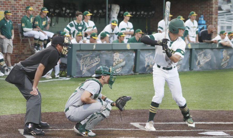 The Lions baseball game lost to Tulane University to drop its overall record to 16-17. Though the Lions tried to climb back from deficits throughout the game, the match ended as a 15-14 loss.
