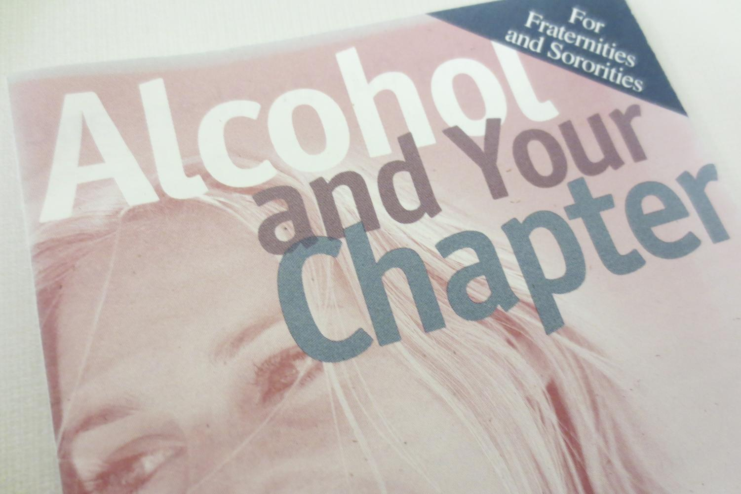 Alcohol is a factor in some hazing incidents. David Burkman, opinion contributor for USA Today,  explained that tasks such as excessive drinking prevail due to a Greek members' mindset that they need to earn their merit in their organization.
