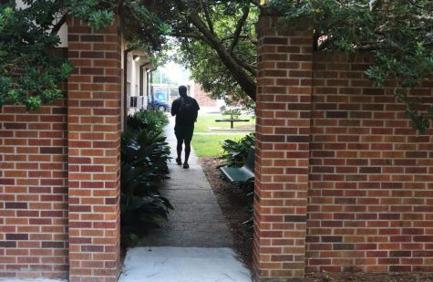 University student brings attention to Clark Hall safety