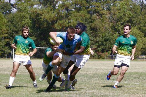 University's rugby team beats Tulane 29-10