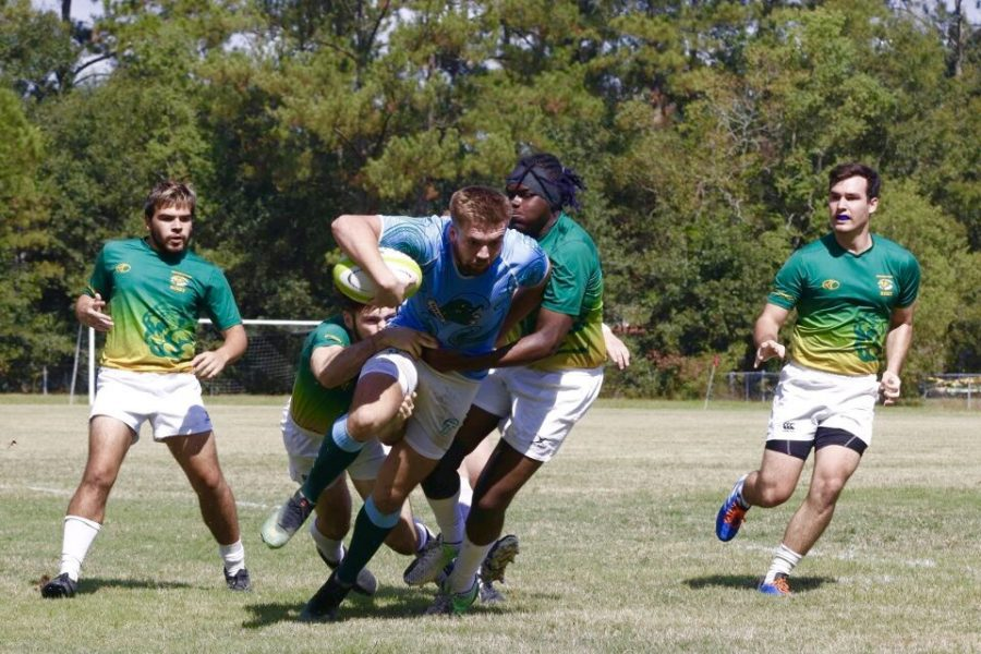 The rugby team defeated Tulane University 29-10 on Oct. 19. Their next match will be against Louisiana Tech University on Oct. 26.