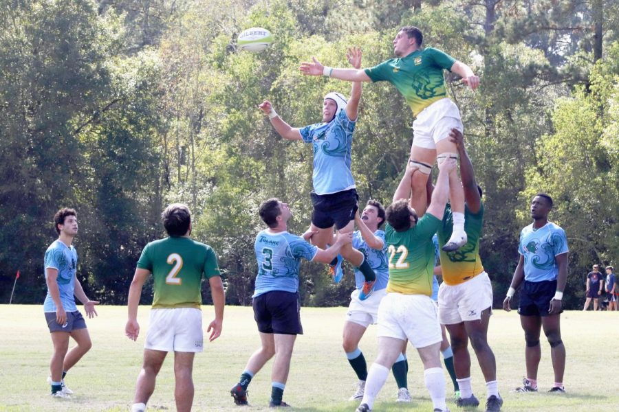 The rugby team defeated Tulane University 29-10 on Oct. 19. The team is now 2-0 into the Deep South Rugby Conference.