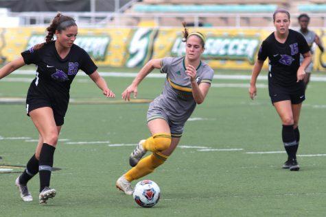 Lady Lions Soccer shutout 1-0 against Abilene Christian
