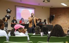 NAACP hosts a panel that discusses relationships