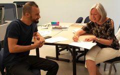 International students improve English speaking skills