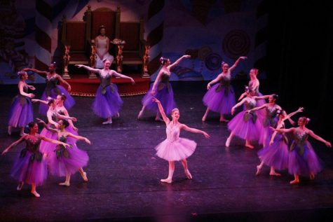 The Hammond Ballet Company performed 'The Nutcracker' last December. The group returns this year with new performers for the ballet.