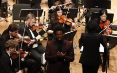 Symphony orchestra's final concert of the year