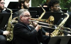 Jazzy evening brings university and community together