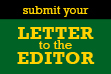 Letter to the Editor: Oct. 27 Issue