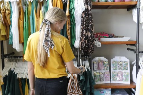 As the entire country is following measures to prevent physical interaction, this process is affecting local businesses. The stay-at-home order has required some local businesses to shut down.