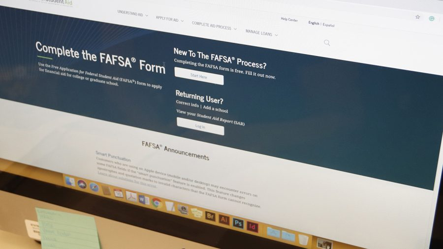 Studentaid.gov provides resources for students as they fill out their FAFSA forms. The Office of Financial Aid recommends that students fill out the form as soon as possible due to limited funds .