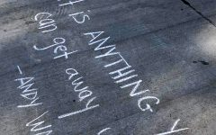 The Hammond Regional Arts Center has instituted several projects to keep people creative at home, including #ChalktheWalkTangi. Locals can submit photo chalk art to HRAC to be featured on their social media.