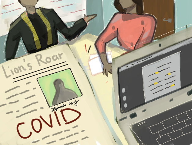 Student journalism in the time of COVID-19