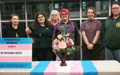 StandOUT, the university's LGBTQ+ alliance organization, celebrated Transgender Day of Remembrance on November 20 during the Fall 2019 semester. The annual remembrance day honors the memory of transgender lives lost as a result of discrimination and violence.