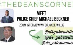 Dean's Corner: Meet Police Chief Michael Beckner