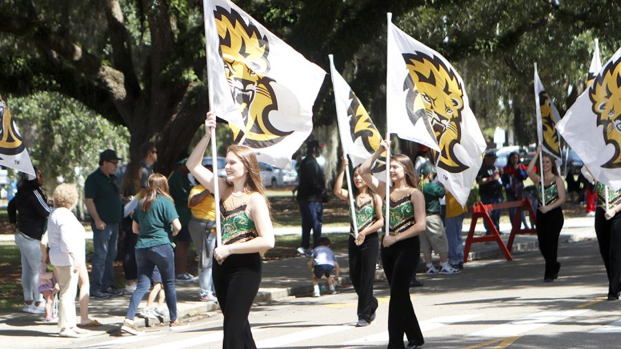 The Spirit of Southland Colorguard hosted tryouts online and accepted submission videos until May 31. According to Miranda Matise, the new caption of the team, people can still try by reaching out through their Instagram page.