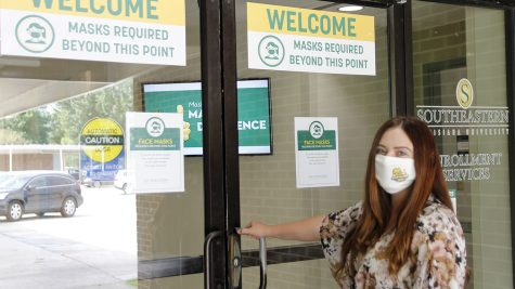 The university will be resuming classes for the Fall 2020 semester and has introduced policy requiring individuals to wear face mask/covering when on campus. For students with underlying health conditions, accommodations will be made after showing documentation from their doctors.
