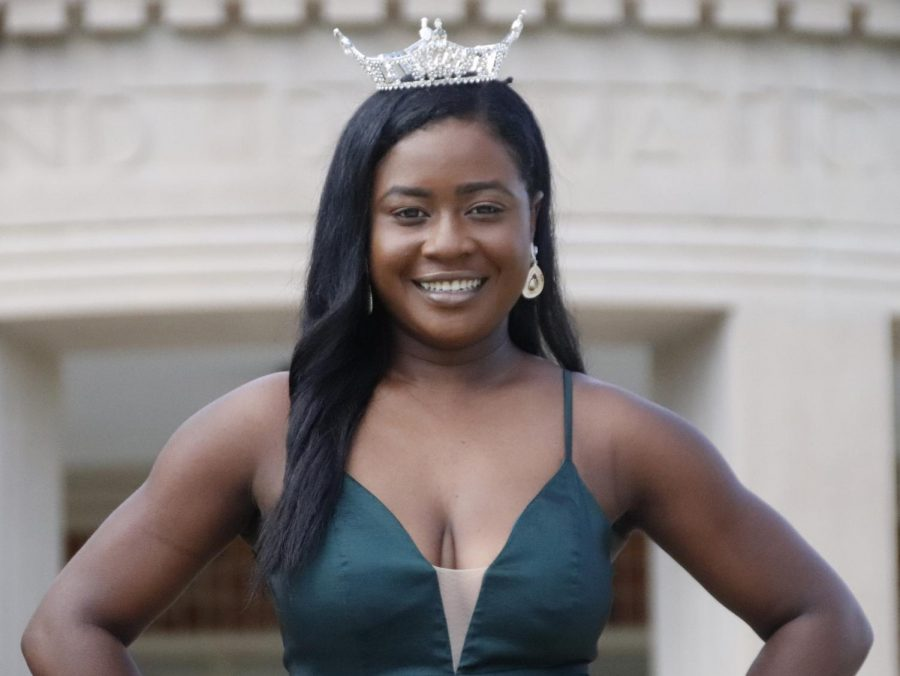 In+preperation+for+the+60th+Miss+Southeastern+Louisiana+Pageant%2C+Miss+Southeastern+2020+Janine+Hatcher+shared+her+excitement+for+the+upcoming+event+and+gave+advice+to+those+who+wish+to+compete.