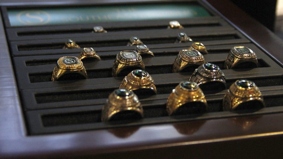 Ring Days with Balfour is scheduled to be held at the University Bookstore on Sept 21-22 from 10 a.m. to 3 p.m.