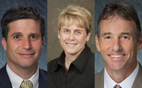 Division of Administration & Finance welcomes three new assistant vice presidents