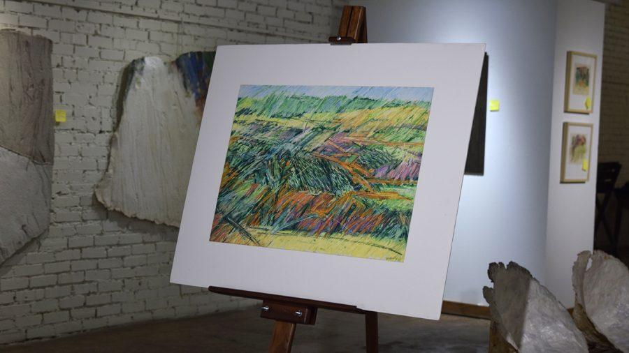 Hammond Regional Arts Center features former professor Barbara Tardo's artwork