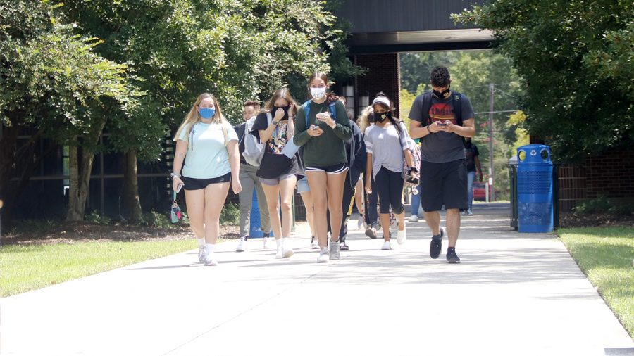 With a total of 14,461 students enrolled for Fall 2020, the total number of full time students increased by 1.4% and the part time students increased by 1.4%.