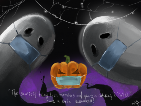 How to have a COVID-friendly Halloween