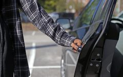 Vehilce Burglary- Car Photo