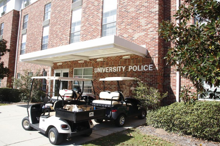 The University Police Department is located in Pride Hall. The newly created position of Clery Compliance Officer is currently being held by Tiffany-Chavers Edwards.