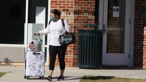 As finals week begins and the semester comes to a close, many students are preparing to head home for winter break. Plans for the break vary this year due to the pandemic.
