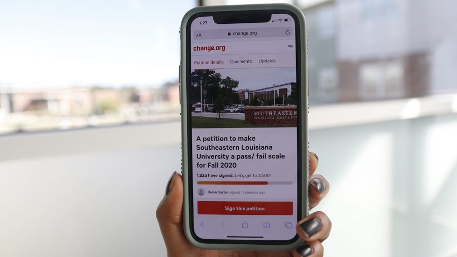University students have expressed a need for the return of pass/fail grading accomodations for the Fall 2020 semester. The change.org petition has accumulated over 1,900 signatures and has been shared multiple times via Twitter.