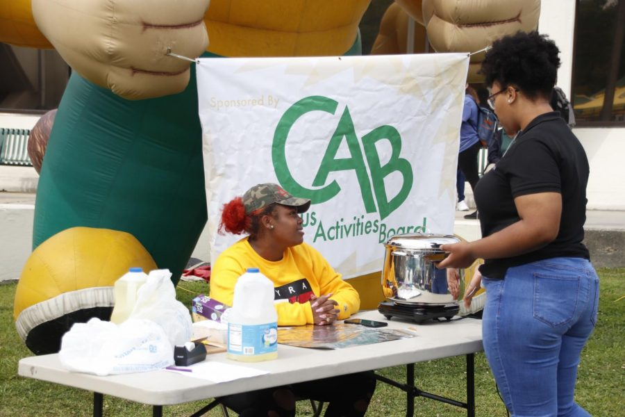 The Strawberry Jubilee celebration included food, games, music and giveaways. The theme of the 2019 Jubilee was Camp CAB.