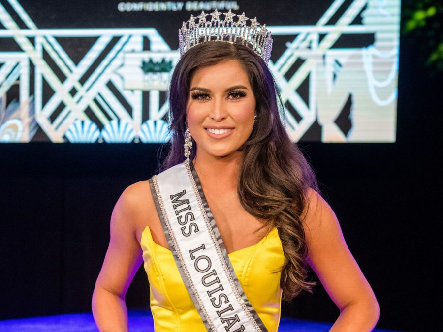 A 2016 graduate of the university, Tanya Crowe has accomplished her goal of becoming Miss Louisiana USA. Her new title solidifies a new beginning and the end of a seven-year journey.  For Crowe, the Miss Louisiana pageant was an experience that provided her with connections, experience and lifelong friendships. Crowe encourages other girls to go on the Miss Louisiana stage and keep going back.