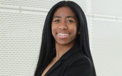 SGA President L'Oreal Williams plans to implement Swipe Out Hunger as a long term program at the university.