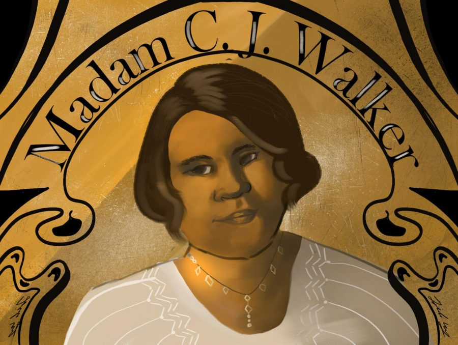 Madam+CJ+Walker%3A+The+world%E2%80%99s+first+female+millionaire