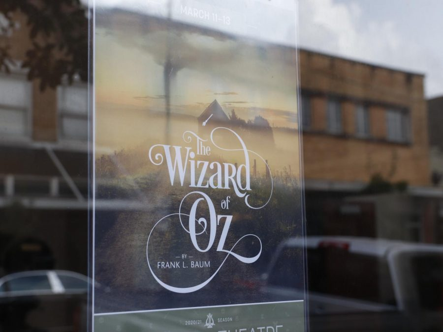 """The Columbia Theatre will present """"The Wizard of Oz"""" on the following dates/times: March 11-13 and March 26-27 at 7:30 p.m.; March 21 and March 28 at 2 p.m."""