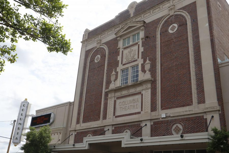 The Columbia Theatre stands tall throughout all of downtown Hammond. The Columbia is currently hosting its famous show online and is awaiting submissions from participants 12 and up.