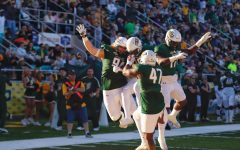 Southeastern football rolls on Homecoming